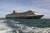 Queen Elizabeth cruise ship in Little Russel 110911 ©RLLord 0753 smg