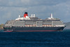 Queen Victoria Cunard cruise ship Little Russel 040614 ©RLLord 9196 smg