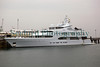 Samar yacht St Peter Port harbour 200512 2882 smg