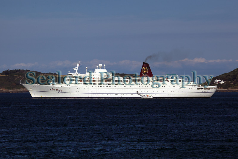 Mona Lisa Cruise ship Little Russel 290710 ©RLLord 9974 smg
