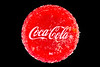 A Coca-Cola bottle top of Spanish origin washed up on the Guernsey sea shore