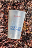 A plastic cup promoting the marina in Sete, South of France washed up at Petit Port on Guernsey's south coast