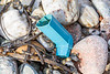 Plastic inhaler washed up at Petit Port on Guernsey's south coast on 18th October 2019