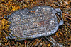 Hard plastic grill lid washed up at Petit Port on Guernsey's south coast on 2nd February 2020