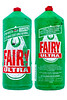 Fairy Ultra plastic bottle Petit Port beach clean litter 1978-Edit