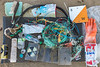 Litter collected from Baie des Pecqueries on Guernsey's west coast on 23rd January 2021