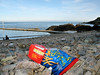 La Valette bathing pools litter 020607 0104 smg