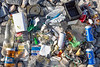 Beach litter from the southern end of Belle Greve Bay picked up on the 2nd September 2021