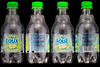 Loux Greek Lemon Juice Drink Petit Port beach litter