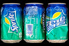 Sprite aluminium can Janet Unitt beach clean collection 5436-Edit