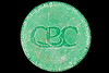 Caribbean Bottling Company bottle top collected from a beach by Fort Le Marchant on Guernsey's north coast