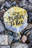 'Mother to Bee' balloon found east of Fort Le Marchant on Guernsey's north coast on the 24th September 2021