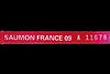 Saumon France red tag 5980