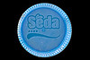Seda bottled water screw top from Turkey found at Petit Port on Guernsey's south coast on 3rd December 2020