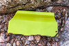 A piece of a broken fish box washed up at Petit Port on Guernsey's south coast on 13th February 2020