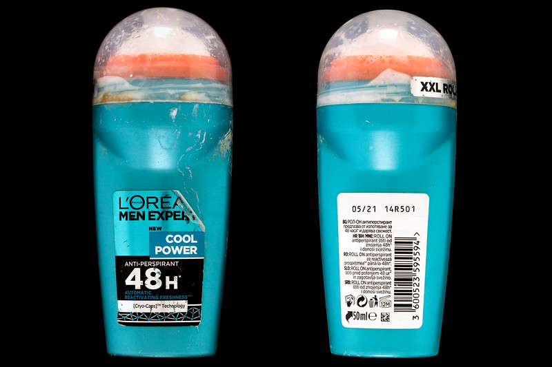 L'Oreal anti-perspirant roll-on Petit Port beach litter landscape 5307-Edit