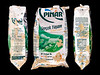 Pinar Dairy Products UHT milk carton from Turkey collected by Julia Martin  on L'Eree beach on Guernsey's west coast