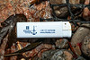 A Kloska Group branded cigarette lighter washed up at Petit Port on Guernsey's south coast on 4th March 2020