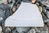 Large piece of polypropylene plastic at Pleinmont on Guernsey's south west coast on 9th October 2020