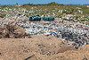 Mont Cuet landfill on Guernsey's north coast on 11th June 2012