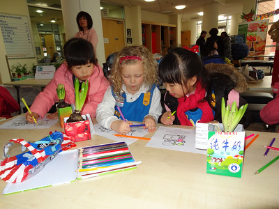 Girl Scouts World Thinking Day at Concordia 2012