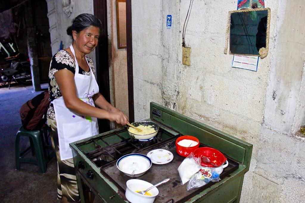 cooking class in Antigua, Guatemala