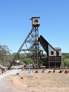 Sutter Creek Then and Now Photo 11 - Kennedy Gold Mine