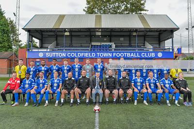 Sutton Coldfield Town FC 1st Team