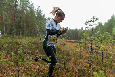 Kirsi Nurmi - hopeaa