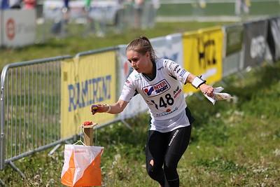 Kirsi Nurmi - SM-pronssia
