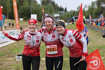 Tampereen Pyrintö - naiset kultaa