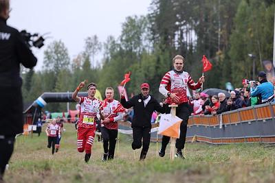 Tampereen Pyrintö - miehet kultaa