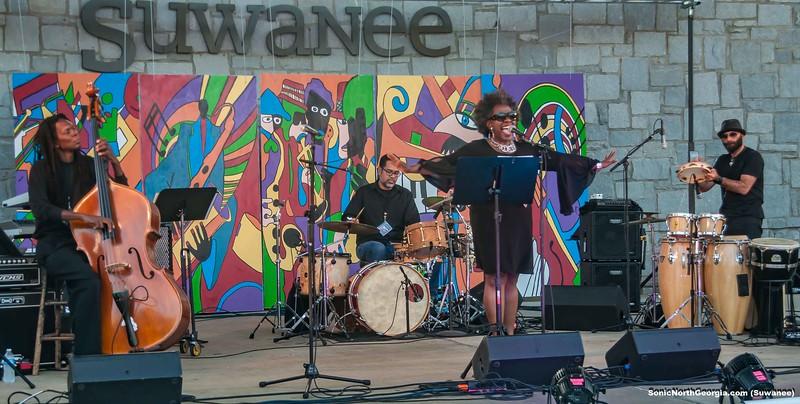 Suwanee Jazz Fest Oct 2017