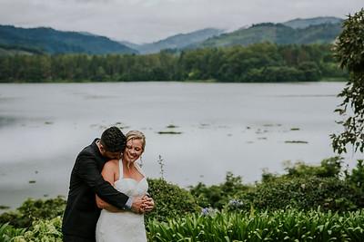 Suzanne & Dorian Valle Orosi Wedding