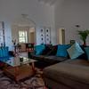 Living room right off the veranda