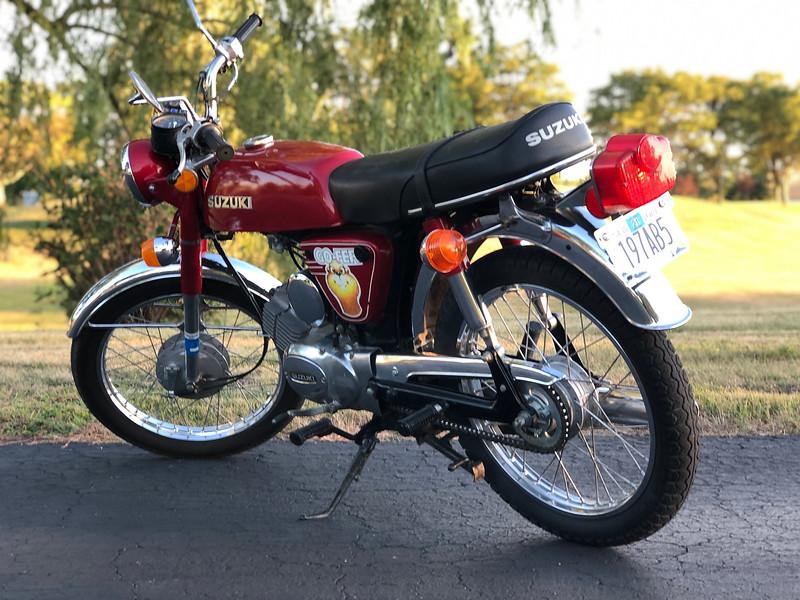 Suzuki A100 Go-Fer -  (3)