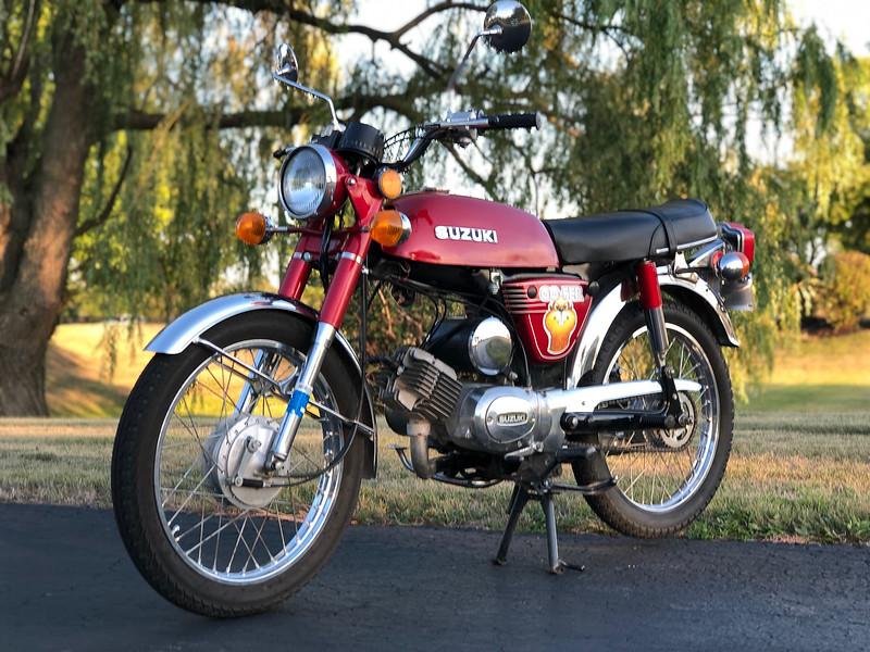Suzuki A100 Go-Fer -  (2)