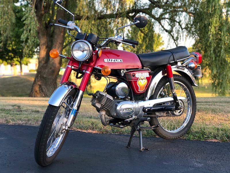 Suzuki A100 Go-Fer -  (1)