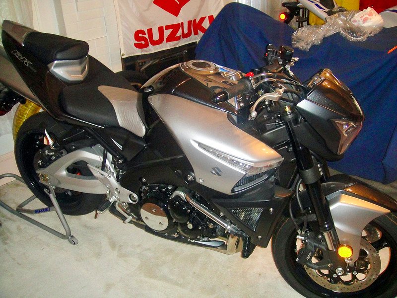 Suzuki B-King -  (34)