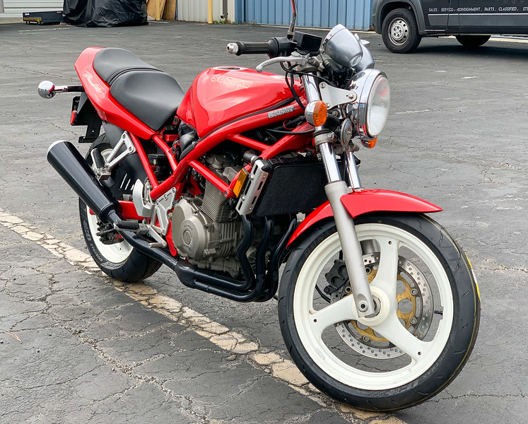 Suzuki Bandit 400 -  (1)