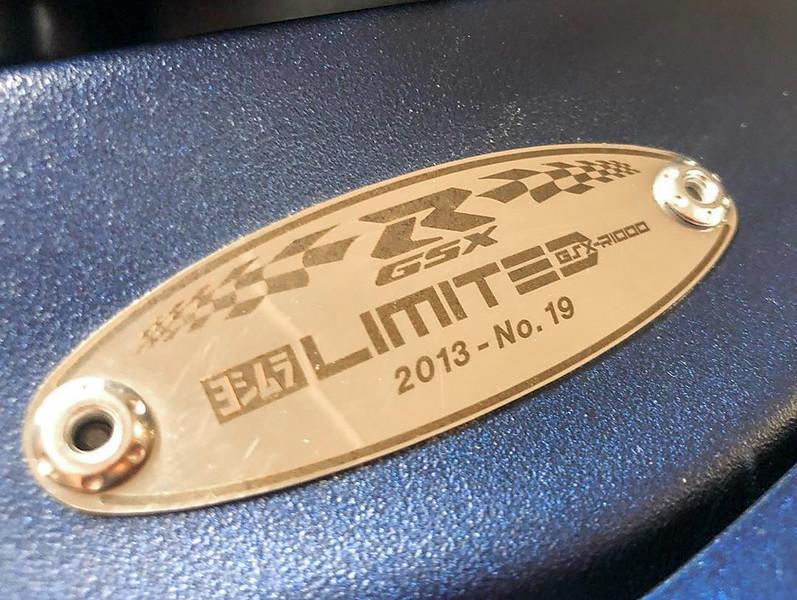 Suzuki GSX-R Yoshimura Extras -  (1)