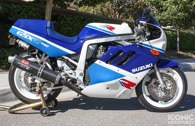Suzuki GSX-R750 Bodywork -  (1)