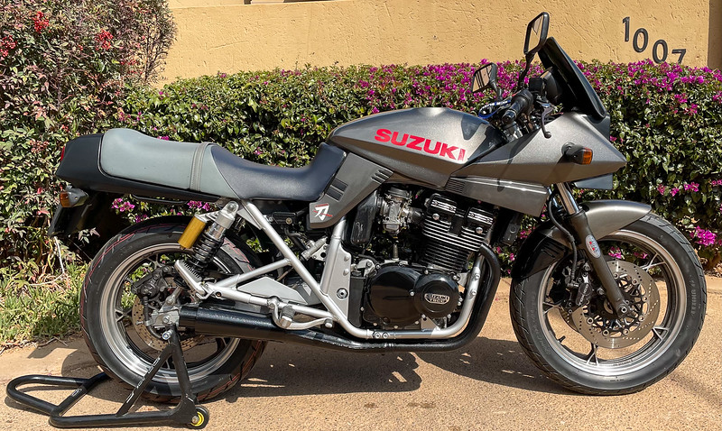 Suzuki Katana 400 -  (12)