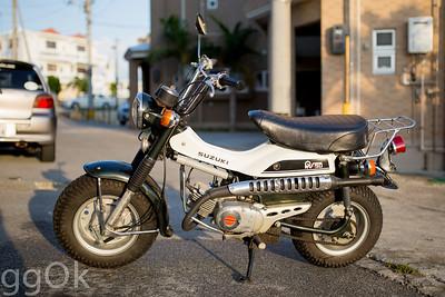 Suzuki RV50 VanVan