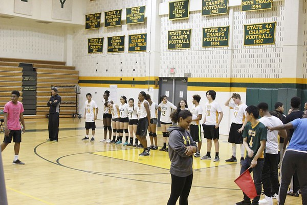 Sv Coed Volleyball 3-31-2017 vs. Wootten HS