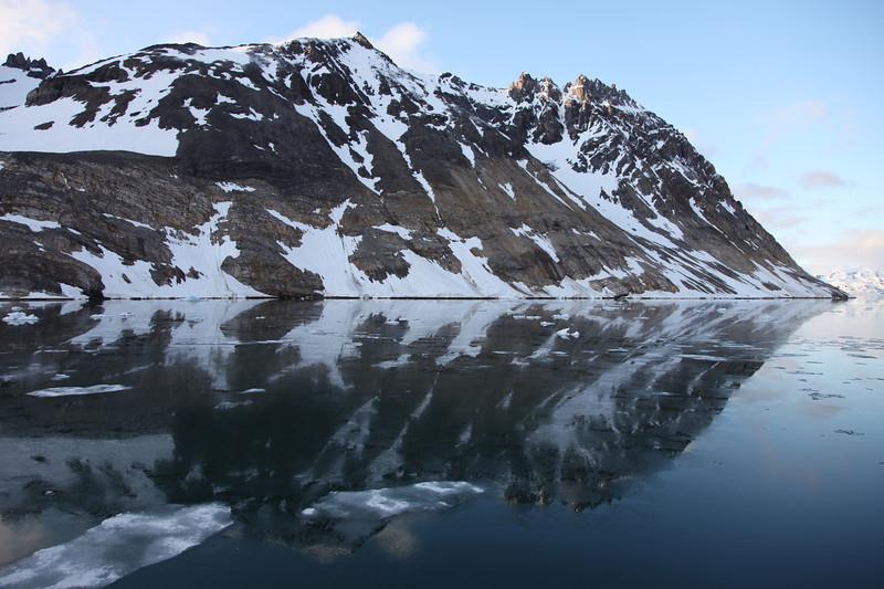 Hornsund scenery