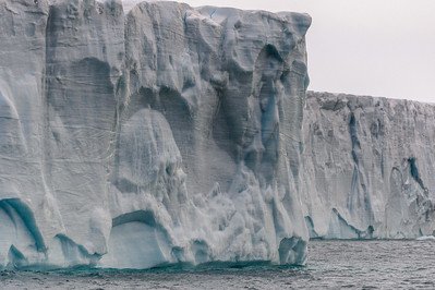 Brasvalbreen Ice Field, Norauslandet
