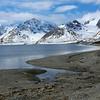 Recherchefjorden scenery