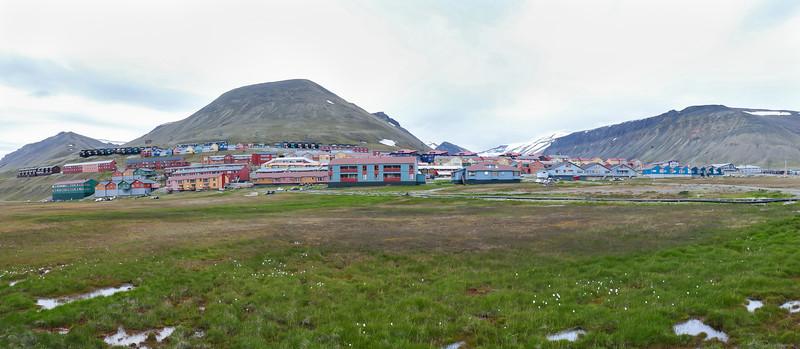 houses in Longyearbyen