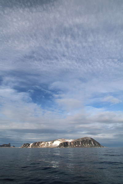 Approaching the Seven Islands
